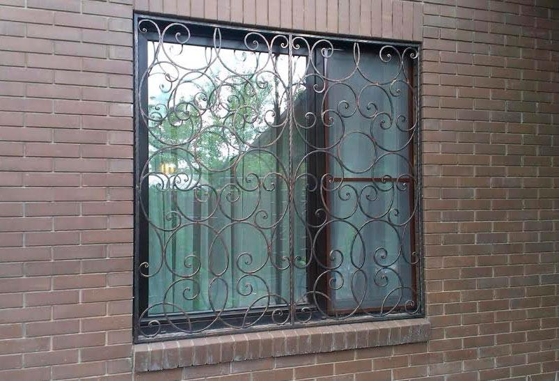 Решетки на окна разрешение
